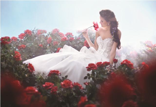 Vestido Bella – Coleção Disney Fairy Tale Weddings – Black Tie